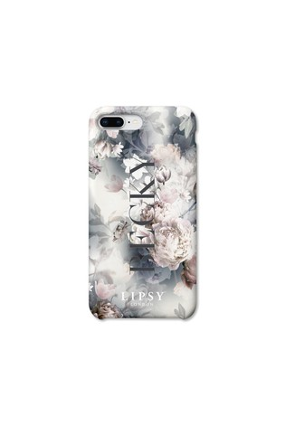 Personalised Lipsy Ava Floral Print Phone Case By Koko Blossom