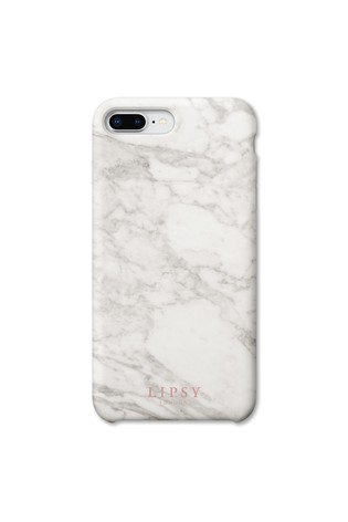 Personalised Lipsy Marble Phone Case By Koko Blossom