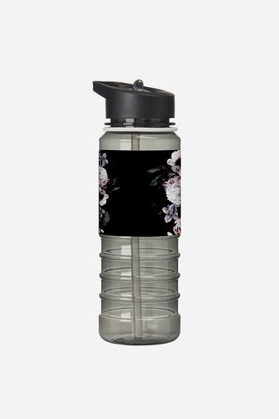 Personalised Lipsy Amber Floral Print Drinks Bottle By Koko Blossom