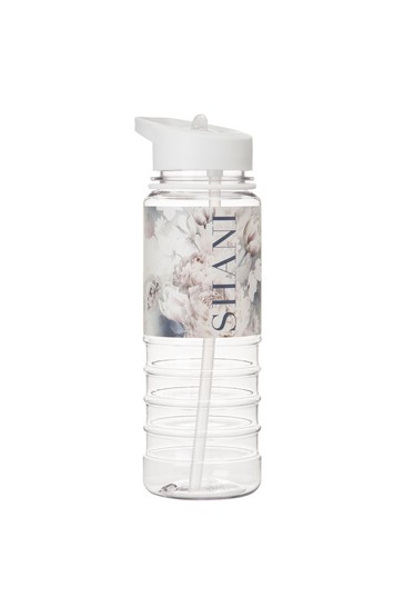 Personalised Lipsy Ava Floral Print Drinks Bottle By Koko Blossom