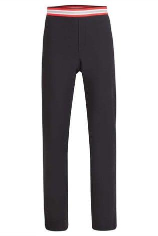 American Golf Black Arctic Brushed Ladies Trousers