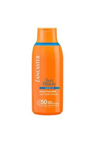 Lancaster Sun Beauty Body Milk SPF50 175ml