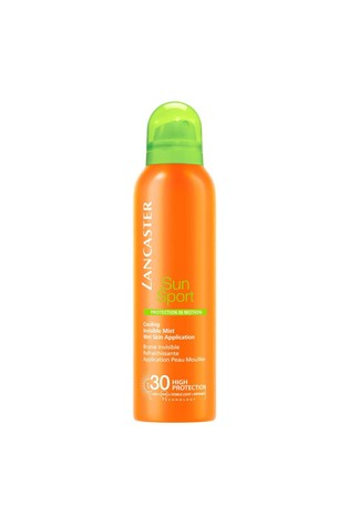 Lancaster Sun Sport Invisible Mist Wet Skin Application SPF30 200ml