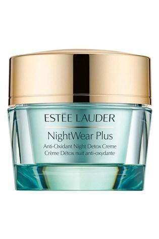 Estée Lauder NightWear Plus Anti-Oxidant Night Detox Moisturiser Crème 50ml