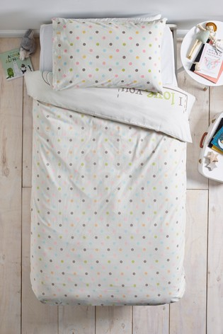 Guess How Much I Love You™ Reversible Duvet Cover and Pillowcase Set