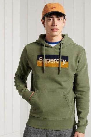 Superdry Core Logo Workwear Hoodie