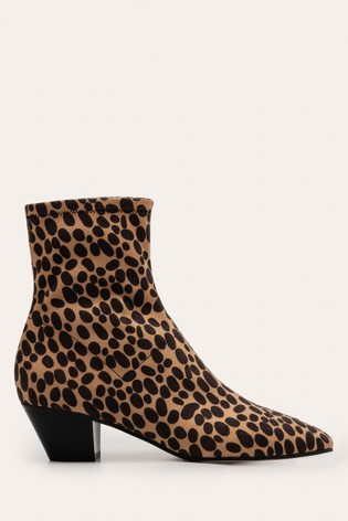 Boden Animal Western Stretch Boots
