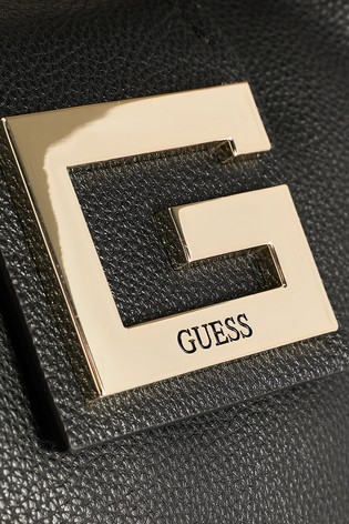 Guess Black Brightside Shoulder Bag