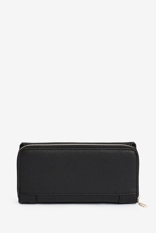 Guess Black Destiny Clutch Bag