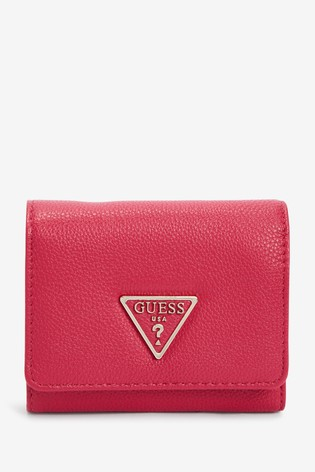 Guess Red Sandrine Small Purse