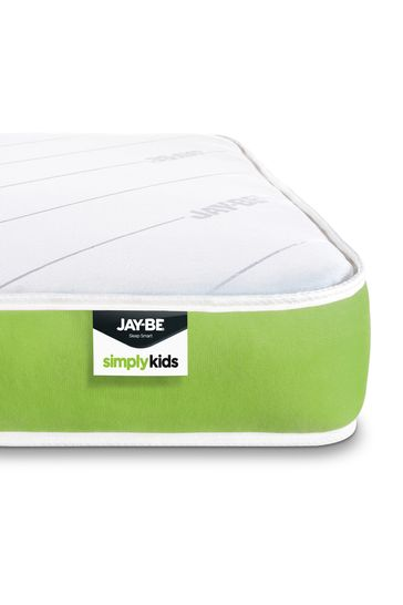 JayBe Simply Kids AntiAllergy Foam Free Sprung Mattress