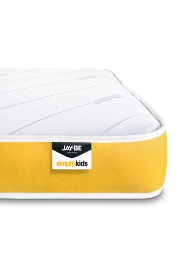 JayBe Simply Kids AntiAllergy Foam Free ePocket Sprung Mattress