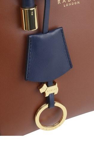 Radley London Lansdowne Road Colourblock Mini Grab Multiway Bag