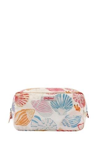 Cath Kidston® Cream Box Cosmetic Bag
