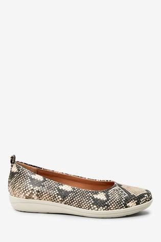 Snake Forever Comfort® With Motion Flex EVA Ballerina Shoes