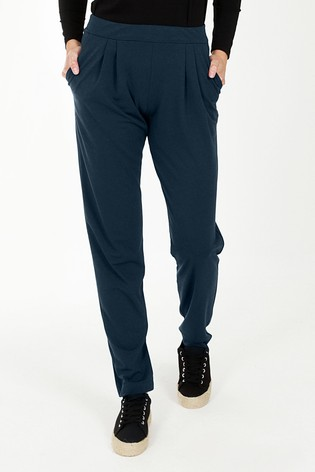 HotSquash Teal Slouch n Glam Trousers
