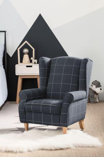 Kids Sherlock Chair With Light Legs