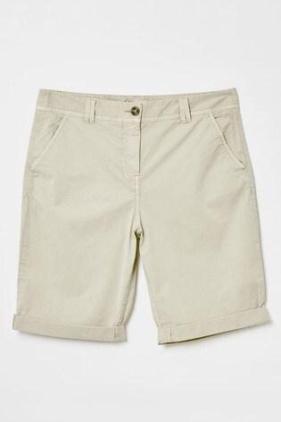 White Stuff Natural Helter Skelter Shorts