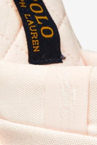 Polo Ralph Lauren Womens Summit Scuff Slippers