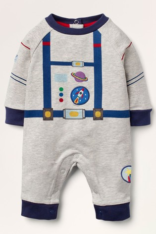 Boden Ivory Space Romper
