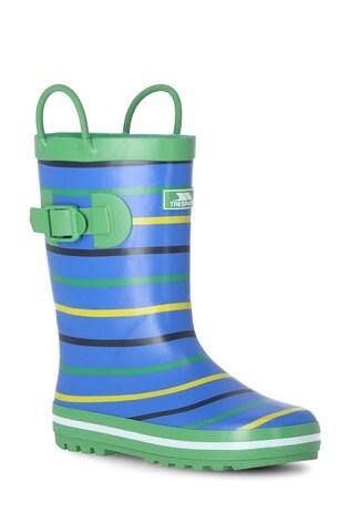 Trespass Blue Splash II Male Wellington Boots