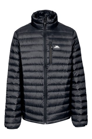 Trespass Black Stellan - Male Down Jacket