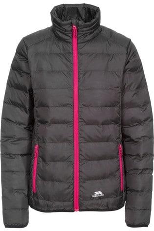 Trespass Black Julianna - Female Casual Jacket