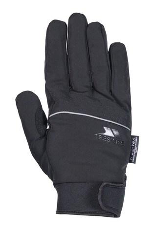 Trespass Black Cruzado - Male Gloves TP75
