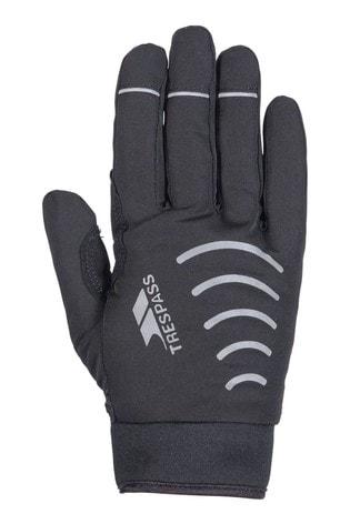 Trespass Black Crossover - Unisex Crossover Gloves