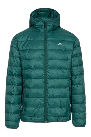 Trespass Green Carruthers - Male Casual Jacket