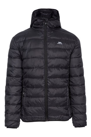 Trespass Black Carruthers - Male Casual Jacket