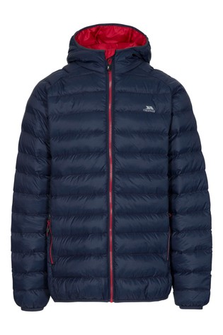Trespass Blue Bosten - Male Casual Jacket