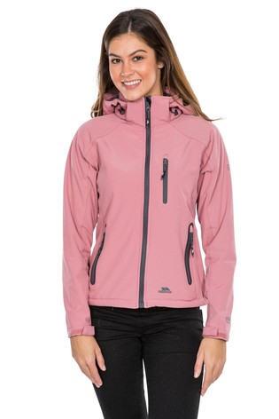 Trespass Pink Bela II - Female Softshell Jacket TP75