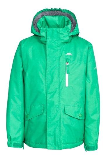 Trespass Green Ballast - Male Jacket TP50