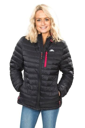 Trespass Black Arabel - Female Down Jacket