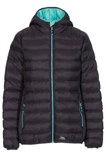 Trespass Grey Abigail - Female Casual Jacket