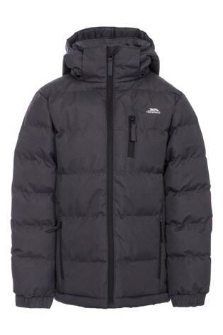 Trespass Grey Tuff - Male Jacket