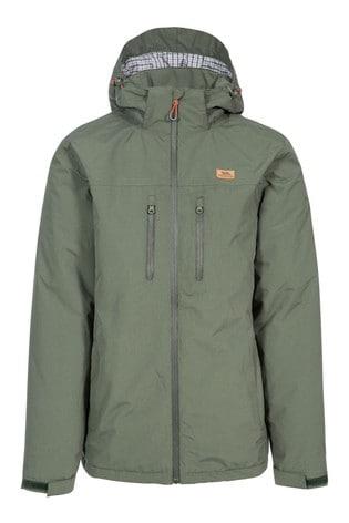 Trespass Green Toffit - Male Jacket TP75