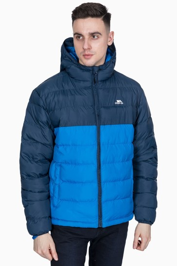 Trespass Blue Oskar - Male Padded Jacket