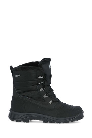 Trespass Black Negev II - Male Snow Boots