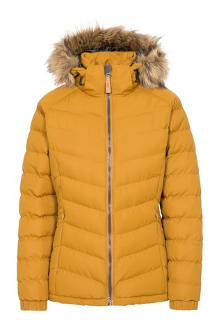 Trespass Brown Nadina - Female Padded Jacket