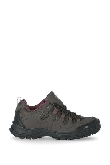 Trespass Brown Mitzi Low Cut - Female Hiking Shoes