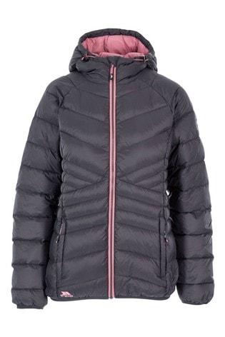 Trespass Grey Julieta - Female Down Jacket