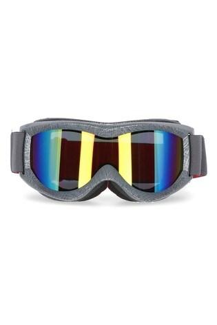 Trespass Grey Fixate Double Lens Goggles