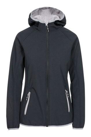 Trespass Black Emery Female Softshell Jacket
