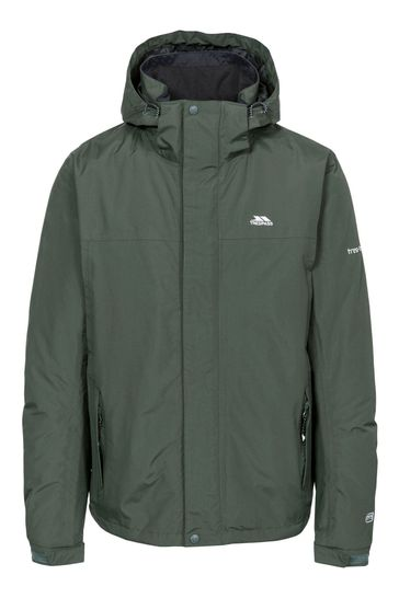 Trespass Green Donelly Male Jacket