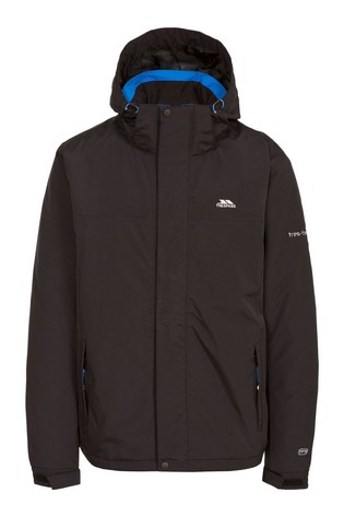 Trespass Black Donelly Male Jacket