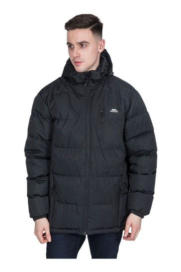 Trespass Black Clip Male Padded Jacket