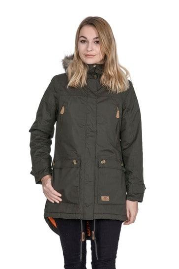 Trespass Brown Clea Female Jacket