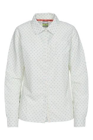 Trespass Green Citrine Female Shirt